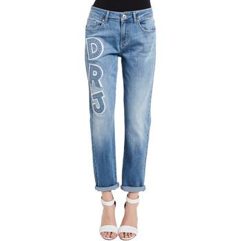 textil Dam Jeans Denny Rose 011ND26013 Blå