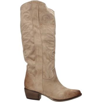 Skor Dam Stövletter Grace Shoes 544104 Beige