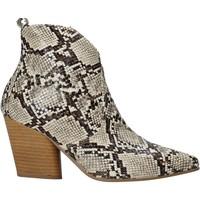 Skor Dam Stövletter Grace Shoes 7241007 Beige