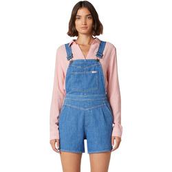 textil Dam Uniform Wrangler W22FJS72L Blå