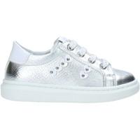 Skor Barn Sneakers NeroGiardini E021335F Silver
