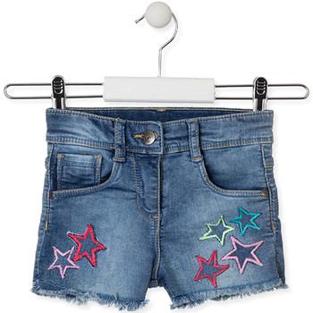 textil Barn Shorts / Bermudas Losan 016-6016AL Blå