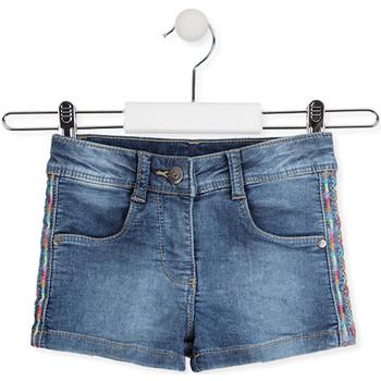 textil Barn Shorts / Bermudas Losan 016-6022AL Blå