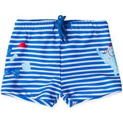 textil Barn Badbyxor och badkläder Losan 017-4000AL Blå