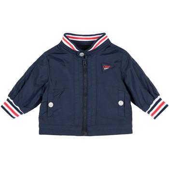 textil Barn Vår/höstjackor Chicco 09087485000000 Blå