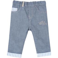 textil Barn 5-ficksbyxor Chicco 09008117000000 Blå