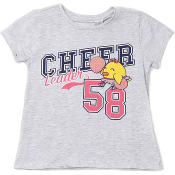 textil Barn T-shirts Chicco 09006955000000 Grå