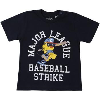 textil Barn T-shirts Chicco 09006918000000 Blå