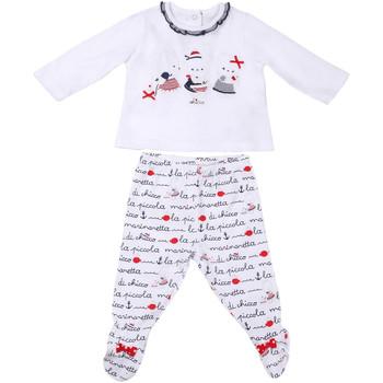 textil Barn Set Chicco 09076457000000 Vit