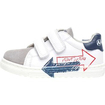 Skor Barn Sneakers Naturino 2014798 01 Vit