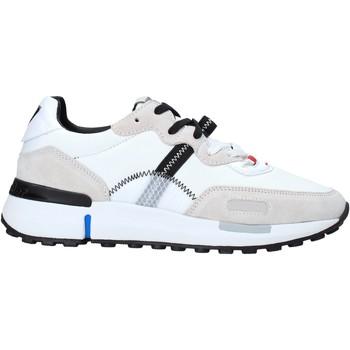 Skor Herr Sneakers Wrangler WM01121A Vit