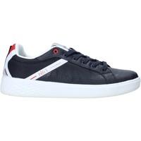 Skor Herr Sneakers Navigare NAM018000 Blå