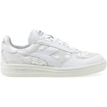 Skor Dam Sneakers Diadora 201.173.346 Vit