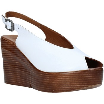 Skor Dam Sandaler Bueno Shoes Q6100 Vit