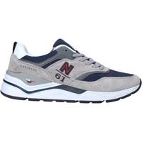 Skor Herr Sneakers Navigare NAM015260 Grå