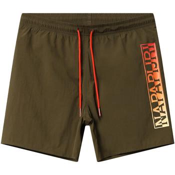 textil Herr Badbyxor och badkläder Napapijri NP0A4E1J Grön