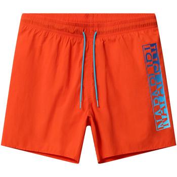 textil Herr Badbyxor och badkläder Napapijri NP0A4E1J Orange