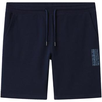 textil Herr Shorts / Bermudas Napapijri NP0A4E1M Blå