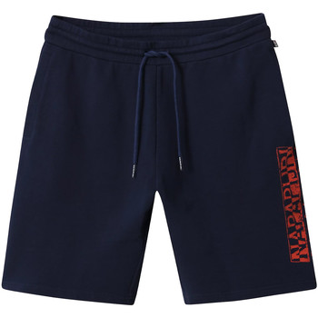 textil Herr Shorts / Bermudas Napapijri NP0A4E1N Blå