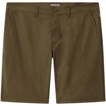 textil Herr Shorts / Bermudas Napapijri NP0A4E1L Grön
