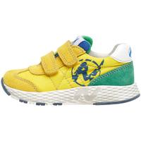 Skor Barn Sneakers Naturino 2014904 01 Gul