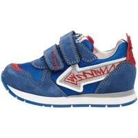 Skor Barn Sneakers Naturino 2014913 01 Blå