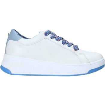 Skor Dam Sneakers Apepazza S0BASKET04/FLW Vit