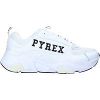 Skor Dam Sneakers Pyrex PY020233 Vit