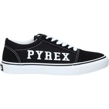 Skor Dam Sneakers Pyrex PY020224 Svart