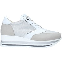 Skor Dam Sneakers Comart 1A3468 Silver