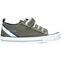Skor Barn Sneakers U.s. Golf S20-SUK608 Grön