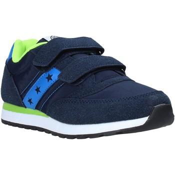 Skor Pojkar Sneakers Fred Mello S20-SFK315 Blå
