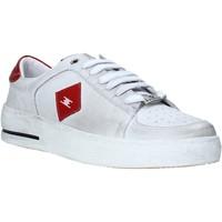 Skor Herr Sneakers Exton 178 Vit
