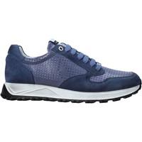 Skor Herr Sneakers Exton 741 Blå