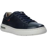 Skor Herr Sneakers CallagHan 14100 Blå