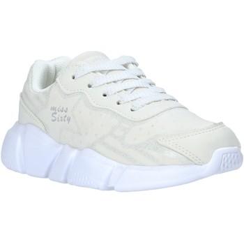 Skor Barn Sneakers Miss Sixty S20-SMS737 Vit