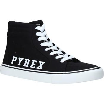 Skor Herr Höga sneakers Pyrex PY020203 Svart