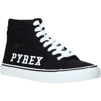 Skor Dam Höga sneakers Pyrex PY020226 Svart
