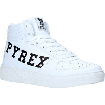 Skor Dam Höga sneakers Pyrex PY020234 Vit