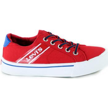 Skor Barn Sneakers Levi's VKIN0001T Röd