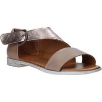 Skor Dam Sandaler Bueno Shoes 9N5034 Grå
