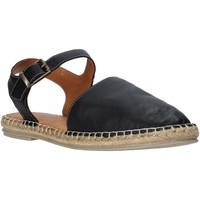Skor Dam Sandaler Bueno Shoes 9J322 Svart