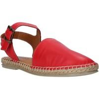 Skor Dam Sandaler Bueno Shoes 9J322 Röd