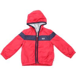 textil Barn Sweatjackets Melby 20Z7540 Röd