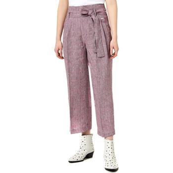 textil Dam Baggybyxor Liu Jo FA0211 T4185 Violett
