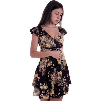 textil Dam Korta klänningar Liu Jo FA0303 T4031 Svart
