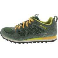 Skor Herr Sneakers Merrell J62447 Grön