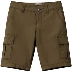 textil Barn Shorts / Bermudas Napapijri NP0A4E4G Grön