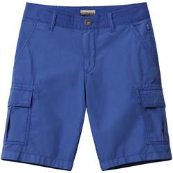 textil Barn Shorts / Bermudas Napapijri NP0A4E4G Blå