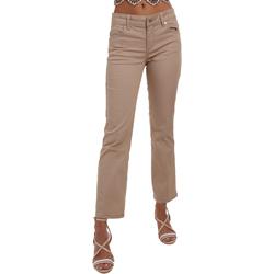 textil Dam Chinos / Carrot jeans Liu Jo WA0185 T7144 Beige